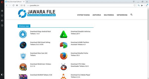 Download Opera Terbaru