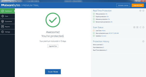 download MalwareBytes terbaru