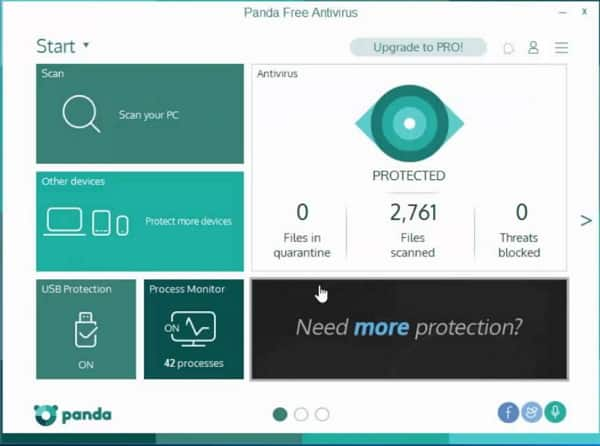 download panda free antivirus