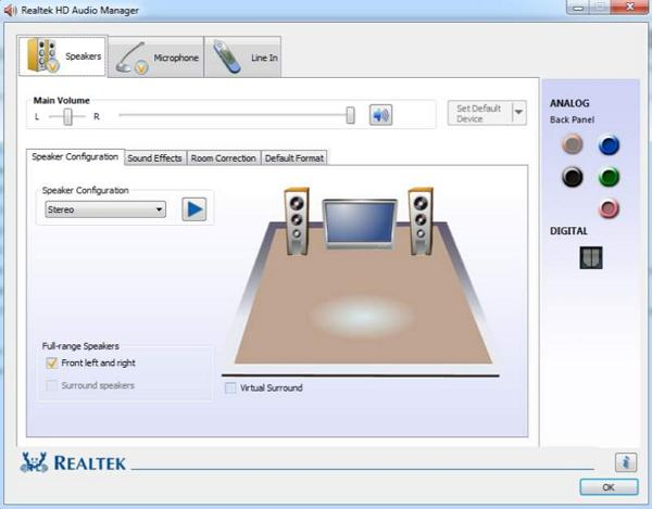 Download Realtek High Definition Audio Drivers