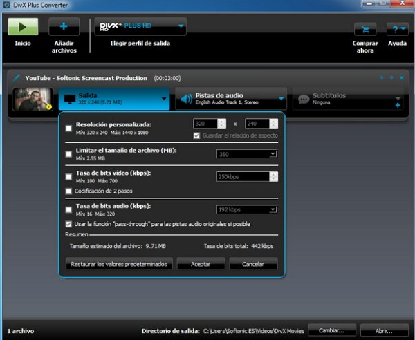 download DivX Player terbaru