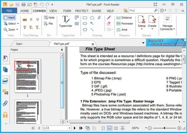 cara edit file pdf dengan foxit reader