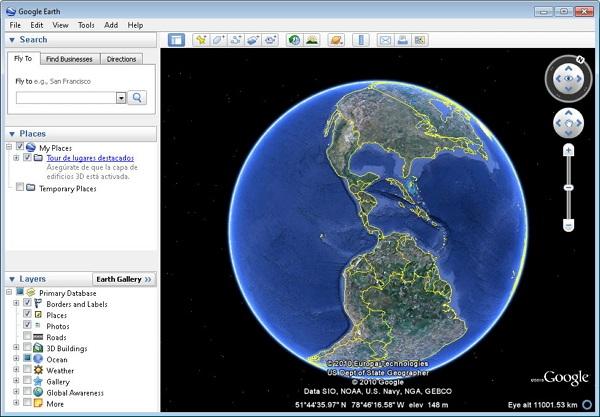 Download Google Earth Terbaru
