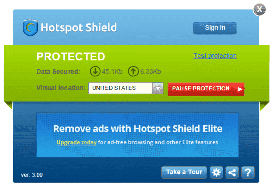 Download Hotspot Shield Terbaru