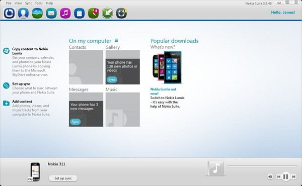 Download Nokia PC Suite Terbaru