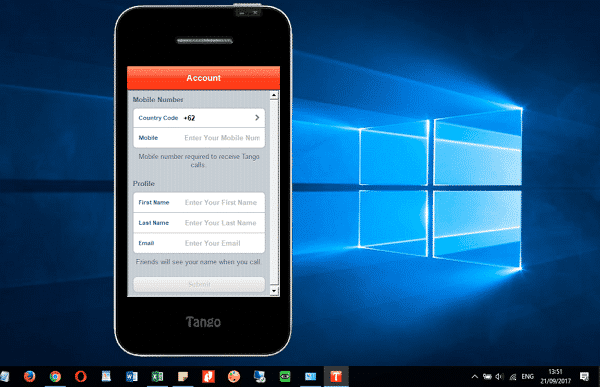 Download Tango for PC Terbaru