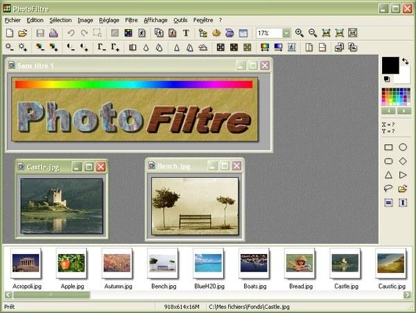 Download PhotoFiltre Studio Terbaru