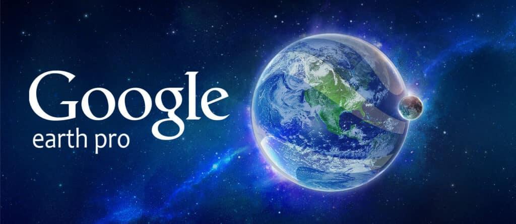google erath pro terbaru