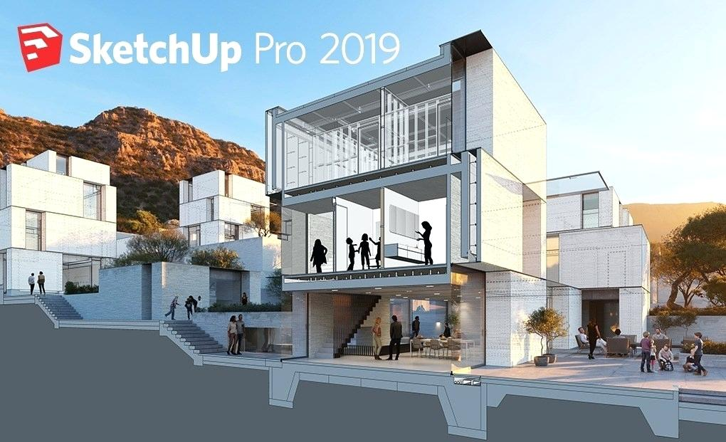 Download gratis Sketchup Pro 2019 jawarafile.com