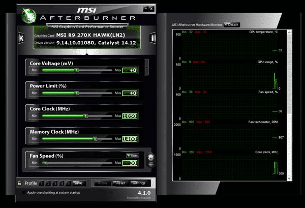 Download MSI Afterburner Terbaru