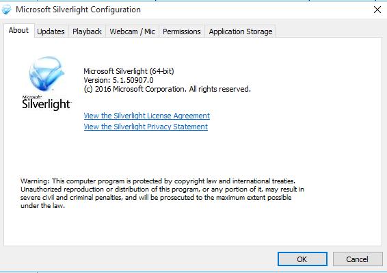 Download Microsoft Silverlight Terbaru
