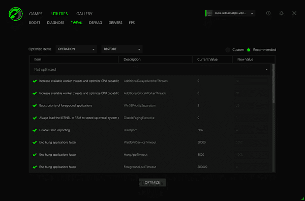 Download Razer Game Booster Terbaru