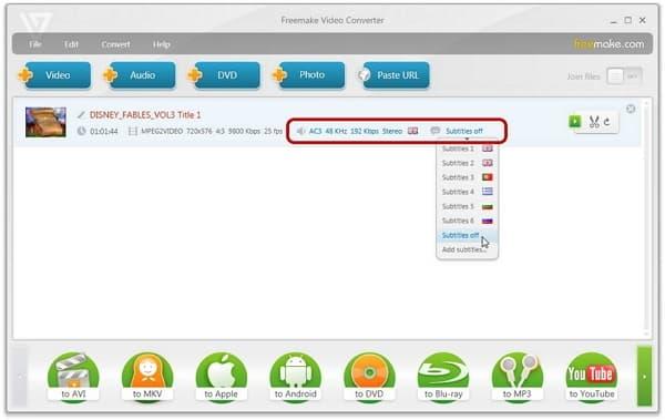 Download Freemake Video Converter Terbaru
