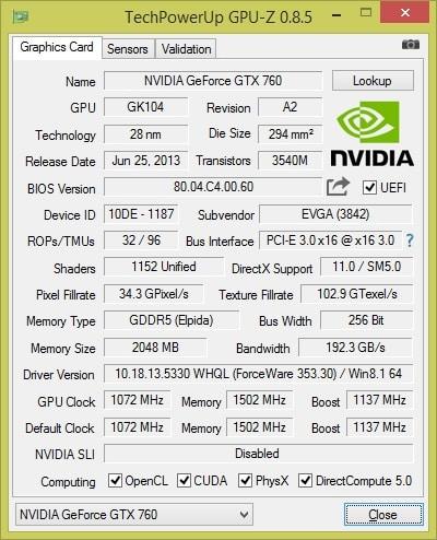Download GPU-Z Terbaru