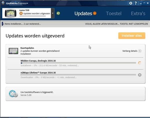 Download Garmin Express Terbaru