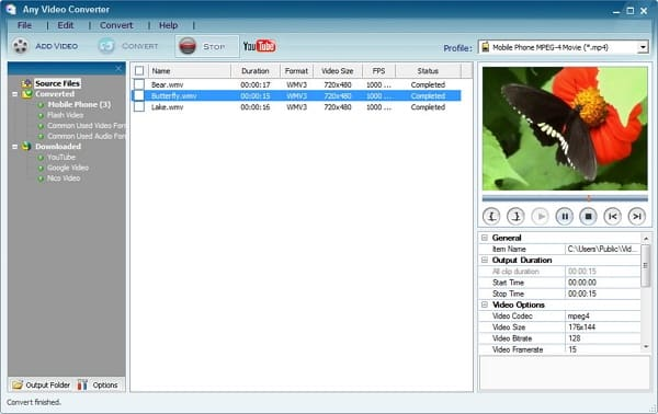 Download Any Video Converter Terbaru