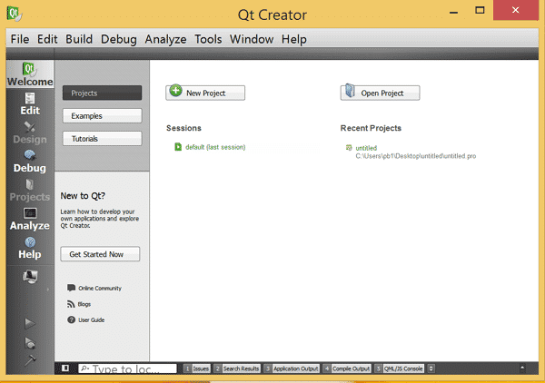 Download Qt Creator Terbaru