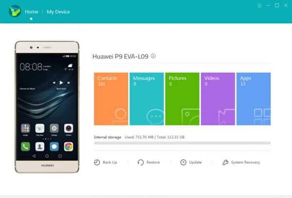 Download HiSuite Terbaru