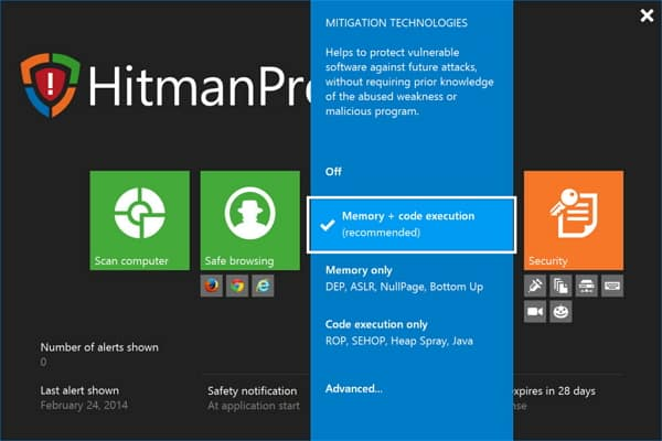 Download HitmanPro Terbaru