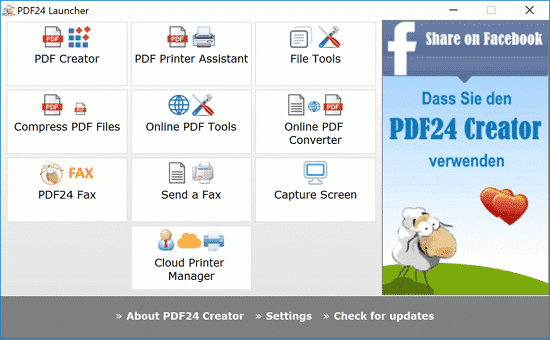 Download PDF24 Creator Terbaru