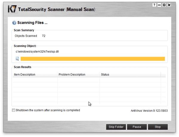 DownloadK7 Total Security Terbaru
