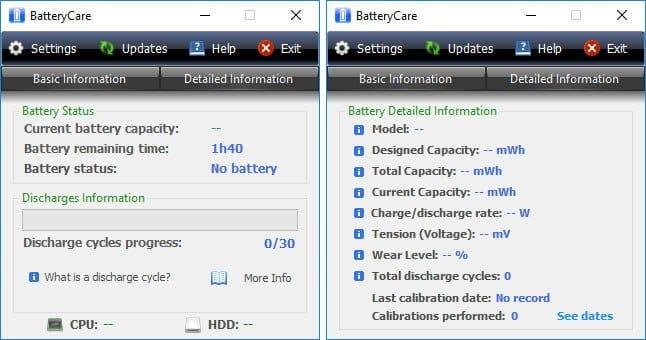 Download BatteryCare Terbaru