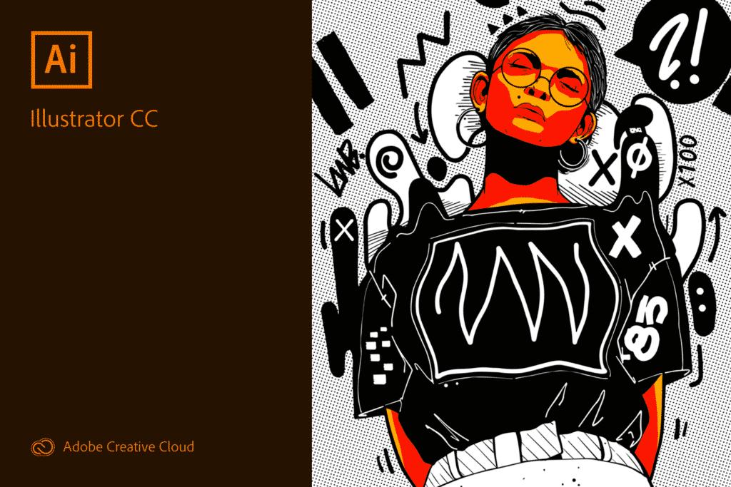 Adobe Illustrator CC 2019 23.0.6.637 Pre-Activated
