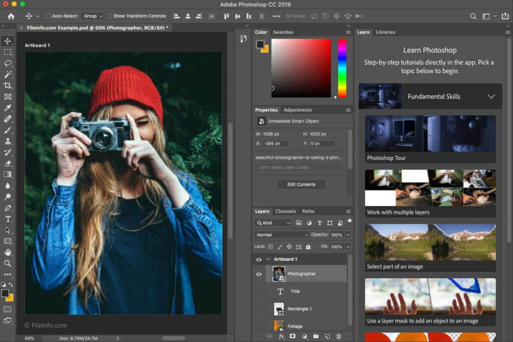 Download Adobe photoshop cc 2019 full version