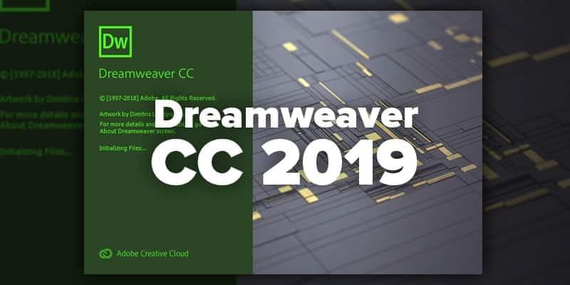 Adobe Dreamweaver CC 2019 Pre Activated