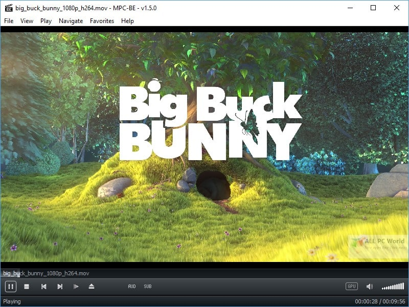 Media Player Classic Black Edition full version