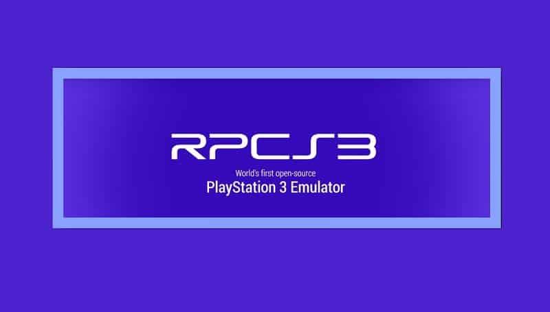 game emulator ps3