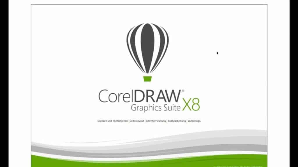 CorelDRAW Graphics Suite X8 Full Version