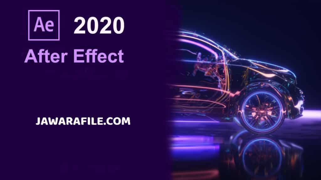 Download Adobe After effect 2020